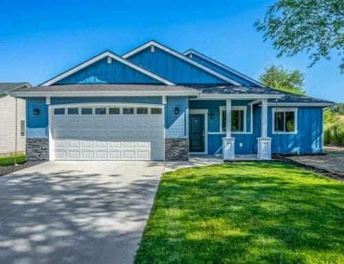 3424 E Sherman Ave, Nampa, ID  OPEN HOUSE 8-17, 1-3pm – New Construction